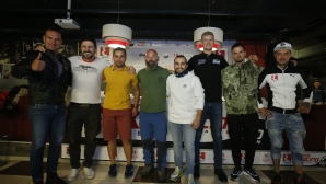 Пресконференция преди 24 Eko Karting Race