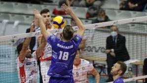 Алекс Грозданов спечели дербито с Георги Сеганов в Италия