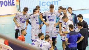 Георги Сеганов и Чистерна с първа победа в Италия