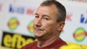 Стамен Белчев бе избран за треньор на месец Октомври