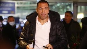 Кубрат Пулев се прибра от Лондон