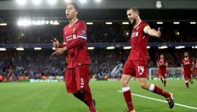 Ливърпул се завърна в Шампионската лига
