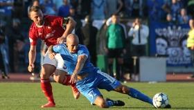 Голяма битка, но без победител между Левски и ЦСКА-София