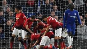 Ман Юнайтед изхвърли и Челси от ФА Къп