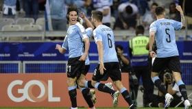 Уругвай с разгромен успех на Копа Америка