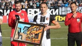 Георги Илиев сложи край на кариерата си