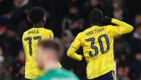 Арсенал продължава напред за ФА Къп
