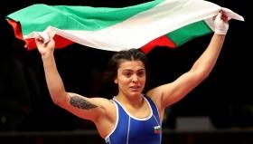 Мими Христова донесе трети златен медал за България от Европейското първенство по борба