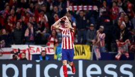 Атлетико Мадрид разклати трона на Ливърпул