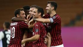 Милан не беше вкарвал 4 гола на Ювентус от 31 години