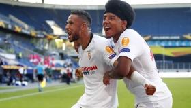 Севиля се разправи с Рома по пътя към 1/4-финала в Лига Европа