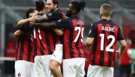 Ибра герой за Милан