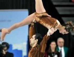 Иван Динев преодоля квалификациите, спортната ни двойка е 16-а след кратката програма на световното