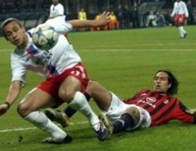 Неста: В мачовете от Шампионската лига Милан винаги присъства