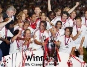 Милан гони 11-и финал в Шампионската лига