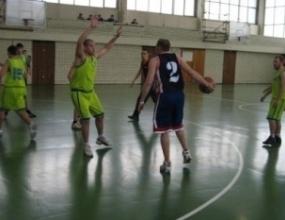 Резултати от студентското първенство по баскетбол в София