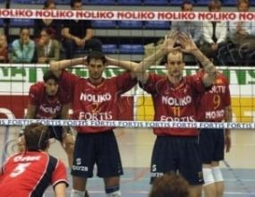 Костадин Стойков стана вицешампион на Белгия с Нолико