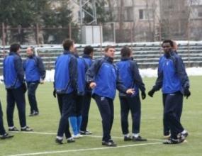Левски без Гошо Петков срещу Родопа