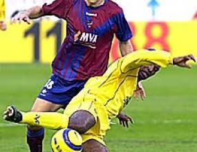 Владо Манчев с гол при победа на Леванте