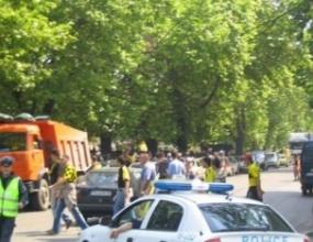 Фенове на Локо и Ботев си организираха бой преди дербито