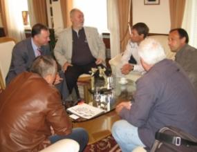 Бойко Борисов се срещна с родните покорители на Еверест