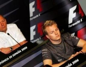 Лауда: Трансферът на Райконен във Ферари е сигурен