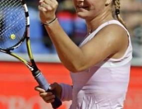 Динара Сафина на финал в Рим