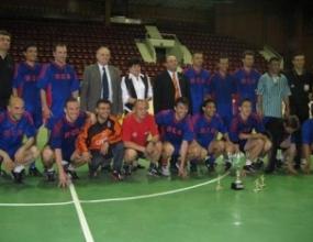 Кишишев и компания спечелиха турнир по футзал