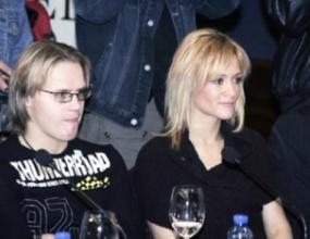 Албена Денкова и Максим Ставийски станаха почетни граждани на София