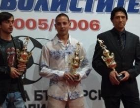 Футболист на футболистите е Боримиров, Левски обра наградите на АБФ