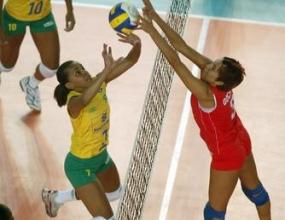 """Волейболистките губят от Бразилия с 0:3 на полуфинала на турнира """"Вале Д'Аоста"""""""