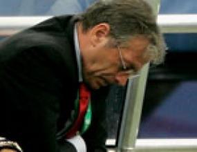 Петкович: Един от най-лошите мачове в родната ни история