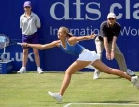 Мария Шарапова на полуфинал в Бирмингам