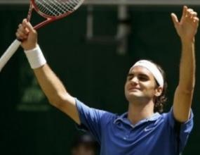 Федерер спечели турнира в Хале