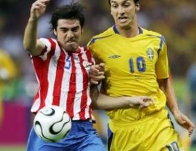 Ибрахимович отпада за мача с Англия