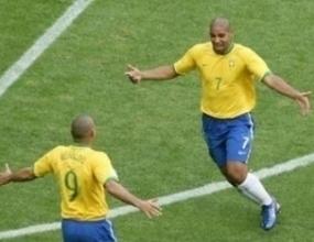 Бразилия бие с 2:0 след слаба продукция