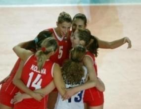 """Волейболистките ни в група с Русия, Холандия и Азербайджан на турнира """"Елцин Къп"""""""