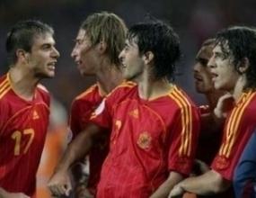 Испания на осминафиналите след 3:1 срещу Тунис