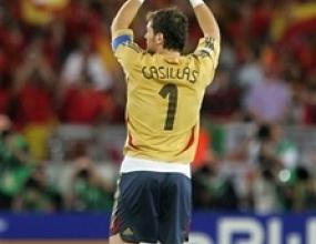 Икер Касияс: Раул винаги е на точното място