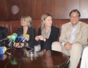 Българската делегация замина с оптимизъм за Лозана
