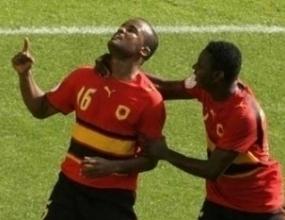 Ангола не можа да надскочи себе си срещу Иран
