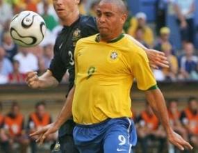 Роналдо тежи 90,5 кг, отслабнал е преди Мондиала