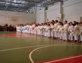 Детската олимпиада по карате започва в Гърция този уикенд