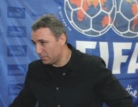 Христо Стоичков: Ако се кандидатираме за ЗОИ 2018, ще имаме успех