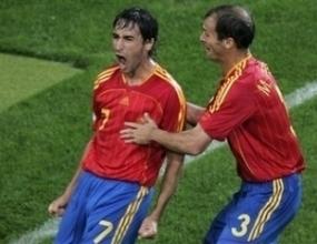 Испания излиза с резервите