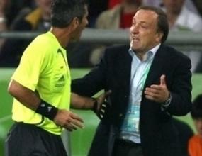 Адвокаат горд от играчите си след загубата от Швейцария