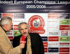 Мениджърът на Хотволейс: Левски-Сиконко е отбор от нашата черга