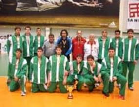 Юношите ни в група с Италия и Франция на Евро 2006 в Казан