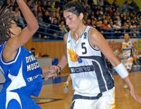Гергана Брънзова продължава в турнира на ФИБА-Европа