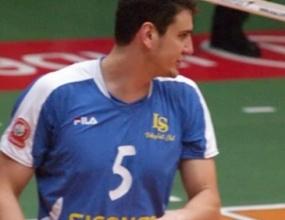Красимир Гайдарски блокировач №1 в Шампионската лига